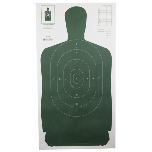 Action Target Action Tgt B27s Grn 100pk 816506026600
