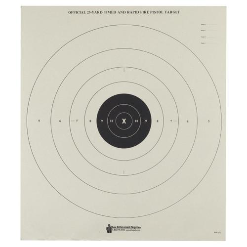 Action Target Action Tgt Bullseye Paper 100pk 816506026556