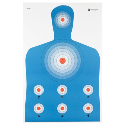 Action Target Action Tgt Hivis Flor 100pk 816506026808