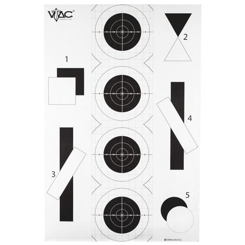 Action Target Action Tgt 2 Sided By V-tac 100pk 816506026945
