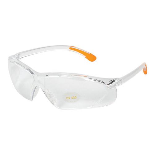 Allen Allen Shooting Glass Clear W/orange 026509227533