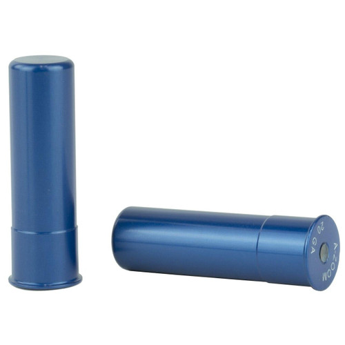 A-Zoom Azoom Snap Caps 20 Gauge 5pk Blue 666692123139