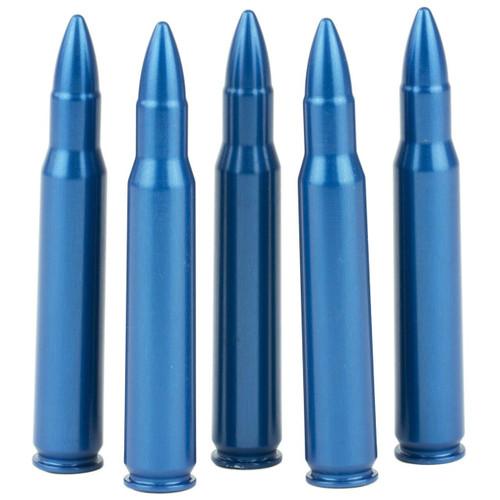 A-Zoom Azoom Snap Caps 3006sp 5pk Blue 666692123276