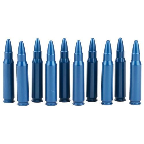 A-Zoom Azoom Snap Caps 308win 10pk Blue 666692123283