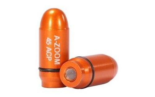 A-Zoom Azoom Striker Snap Caps 45acp 2/pk 666692171048