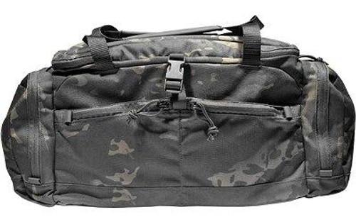 Grey Ghost Gear Ggg Range Bag Multi Blk 810001172596