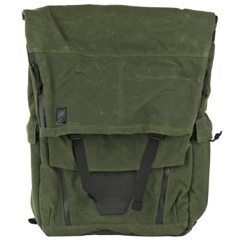 Grey Ghost Gear Ggg Gypsy Pack Wax Canvas Olive Drab 810001170943