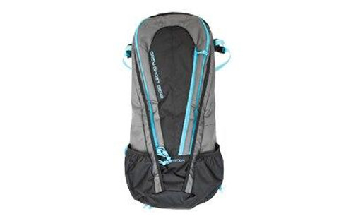Grey Ghost Gear Ggg Apparition Bag Blk/cayan Zips 810001172466