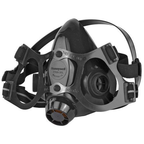 Honeywell Safety Products North Half Mask Silicone Small 821812000824