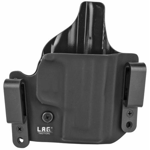 LAG Tactical, Inc Lag Dfndr Spfd Xd Mod2 3 Blk Rh 811256025804