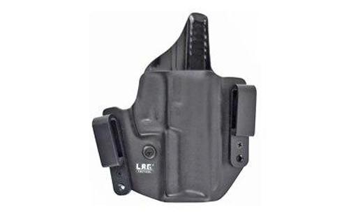 LAG Tactical, Inc Lag Dfndr Spfd Xd Mod2 4 Blk Rh 811256026153