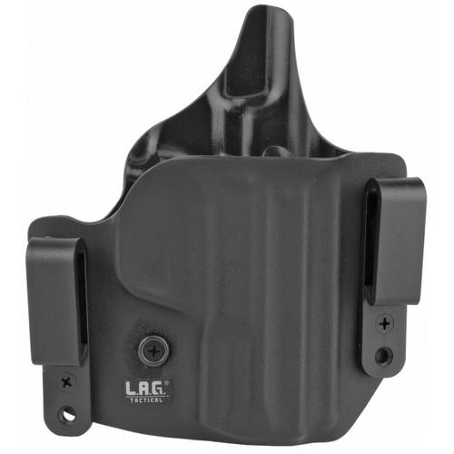 LAG Tactical, Inc Lag Dfndr Sandw Mandp M2.0 3.6 Blk Rh 811256027570