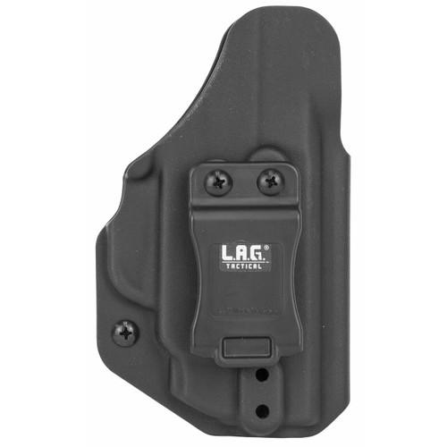 LAG Tactical, Inc Lag Lib Mk Ii Shield W/ctc Blk Ambi 811256027327