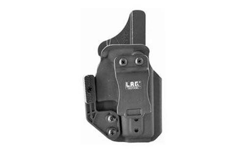 LAG Tactical, Inc Lag Apd Mk Ii Spfd Hellcat Iwb Bk Rh 811256020410
