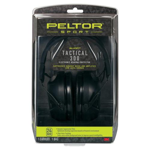 3M/Peltor Peltor Sport Tac 300 Digital Nrr24 076308913571