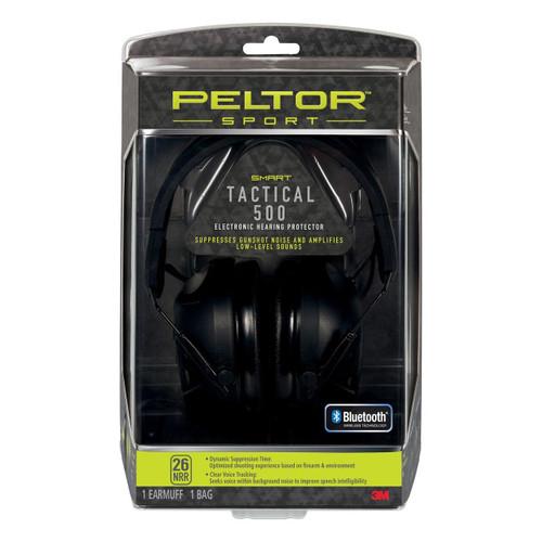 3M/Peltor Peltor Sport Tac 500 Digital Nrr26 076308913373