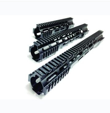 Cobratac 3-Gun Competition Handguard Install Instructions