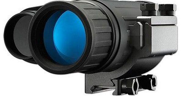 Bushnell equinox z night vision scope monocular and rifle