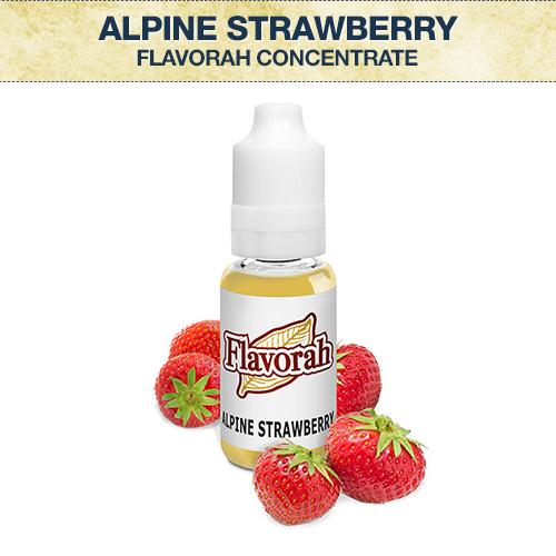 Flavorah Alpine Strawberry Concentrate
