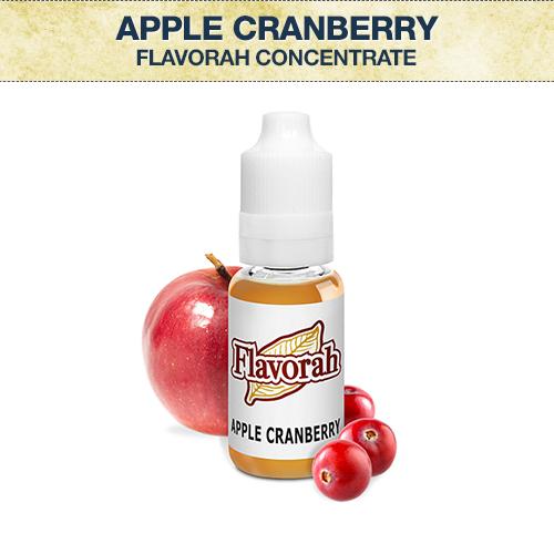 Flavorah Apple CranberryConcentrate