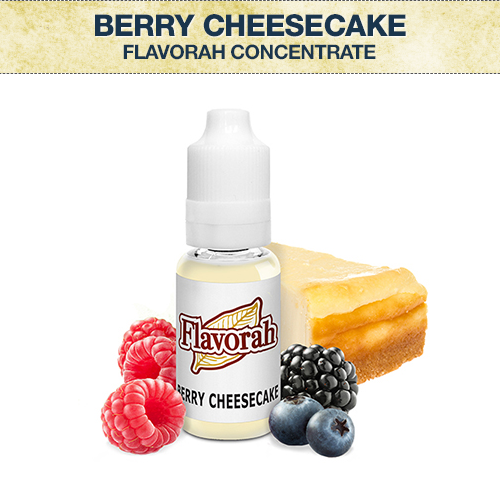 Flavorah Berry CheesecakeConcentrate