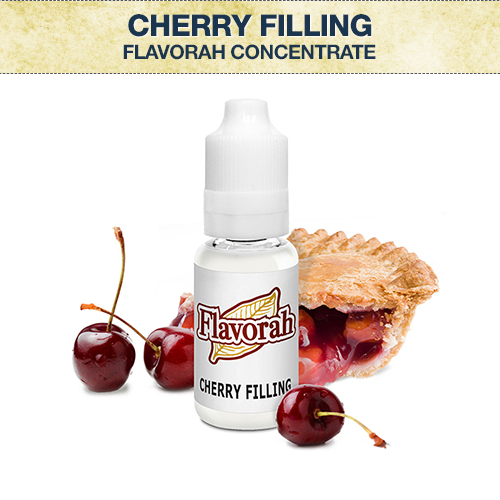 Flavorah Cherry Filling Concentrate