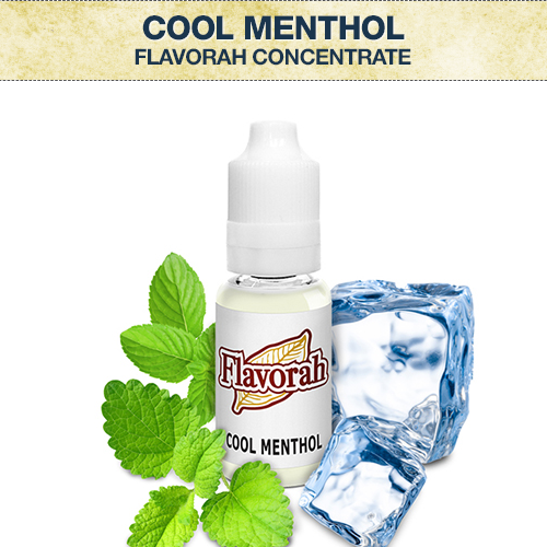 Flavorah Cool MentholConcentrate