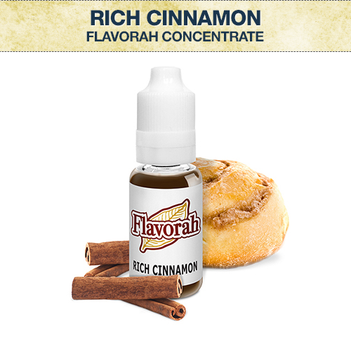 Flavorah Rich Cinnamon Concentrate