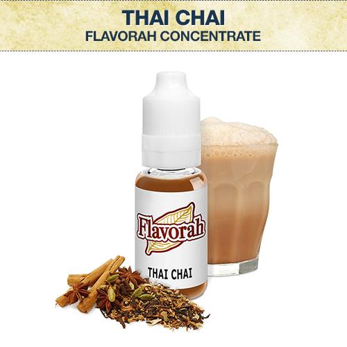 Flavorah Thai ChaiConcentrate