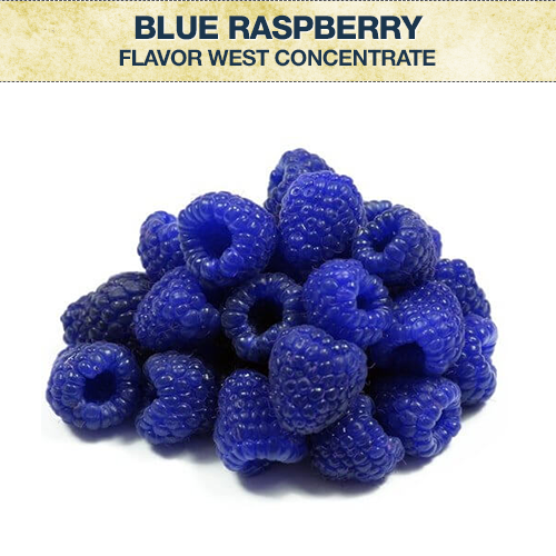 Flavor West Blue Raspberry Concentrate