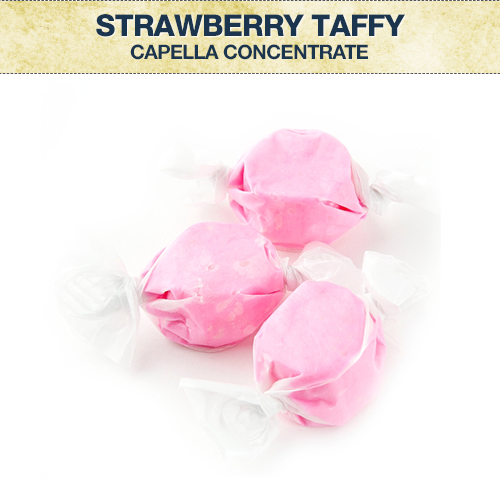 Capella Strawberry Taffy Concentrate