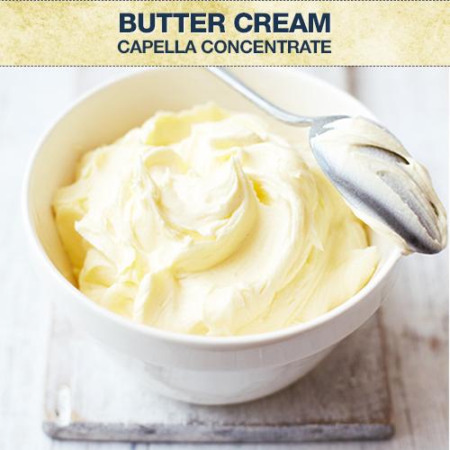 Capella Butter Cream Concentrate