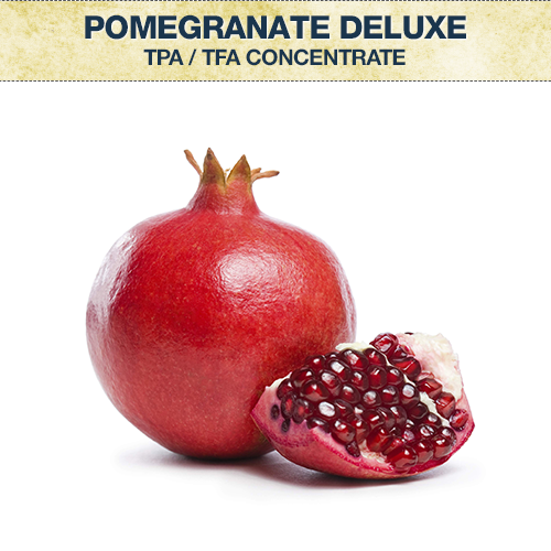 TPA / TFA Pomegranate Deluxe Concentrate