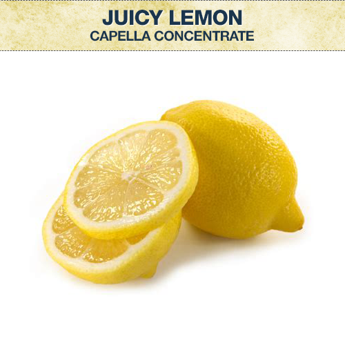 Capella Juicy Lemon Concentrate