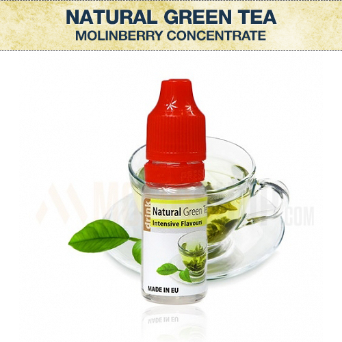 Molinberry Natural Green Tea Concentrate