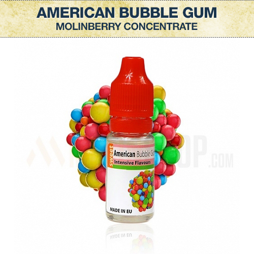 Molinberry American Bubble Gum Concentrate