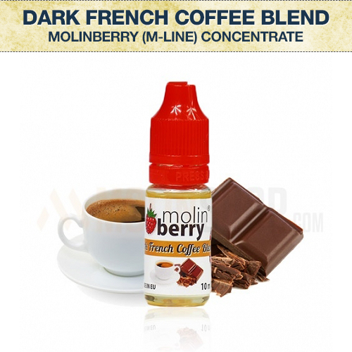 Molinberry Dark French Coffee Blend (M-Line) Concentrate