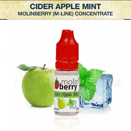 Molinberry Cider Apple Mint (M-Line) Concentrate
