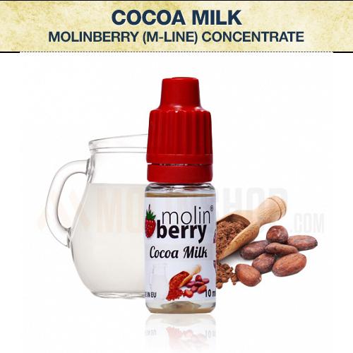 Molinberry Cocoa Milk (M-Line) Concentrate