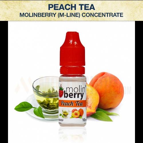 Molinberry Peach Tea (M-Line) Concentrate