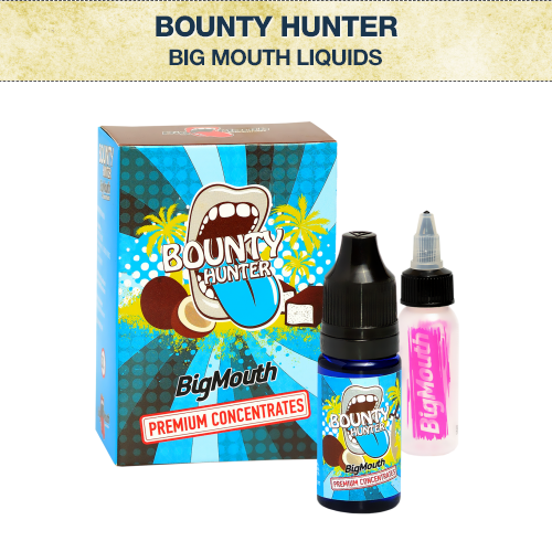 Big Mouth Bounty Hunter Concentrate