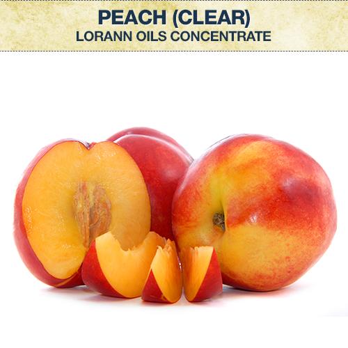 LA Peach (Clear) Concentrate