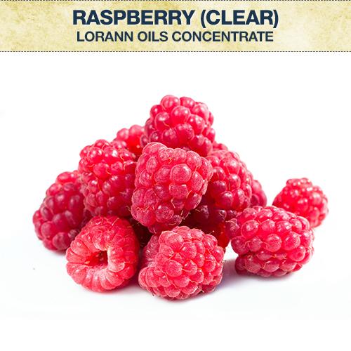 LA Raspberry (Clear) Concentrate