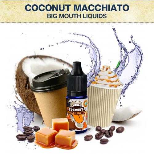 Big Mouth Coconut Macchiato Concentrate