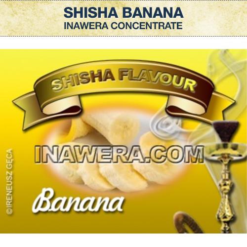 Inawera Shisha Banana Concentrate