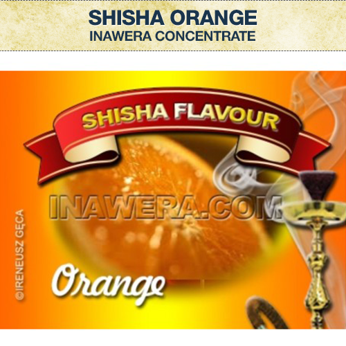 Inawera Shisha Orange Concentrate