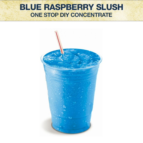 OSDIY Blue Raspberry Slush Concentrate