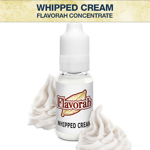 Flavorah Whipped Cream Concentrate