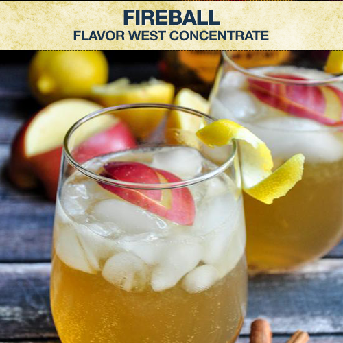 Flavor West Fireball Type Concentrate