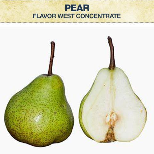 Flavor West Pear Flavour Concentrate
